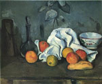 Cezanne, Paul Fruit, 1879 Art Reproductions
