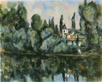 Cezanne, Paul The Banks of the Marne, 1888 Art Reproductions