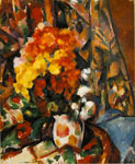 Cezanne, Paul Chrysanthemums , 1896-1898 Art Reproductions
