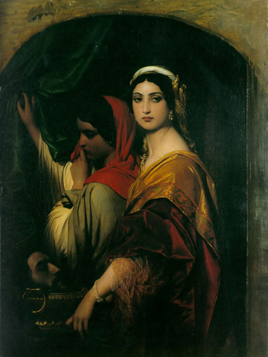 Herodias, 1843  Painting Reproductions
