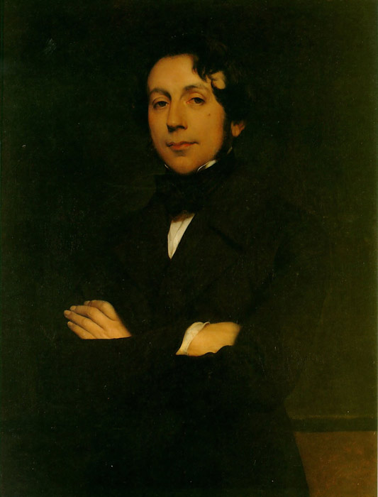Charles de Remusat, 1845  Painting Reproductions