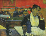 2889 Night Cafe at Arles, 1888 Art Reproductions