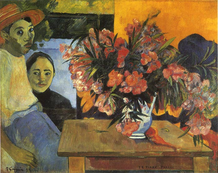 Te Tiare Farani, 1891 Gauguin, Paul Painting Reproductions