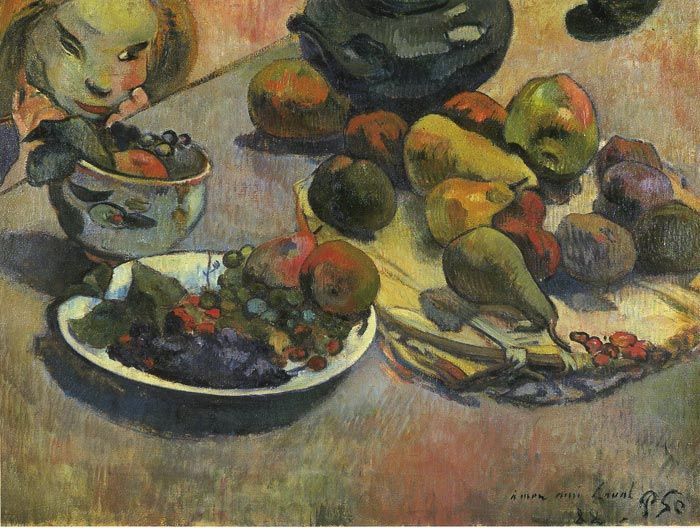 Fruits, 1888  Painting Reproductions