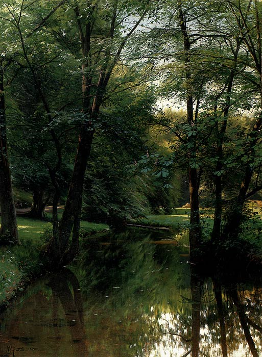 Monsted Paintings, Hand Painted on canvas