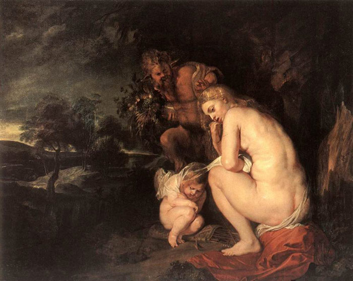 Venus Frigida, c.1614  Painting Reproductions