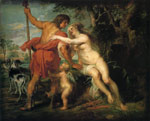 7391 Venus and Adonis, 1635 Art Reproductions