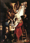 7418 Descent from the Cross, 1612-1614 Art Reproductions