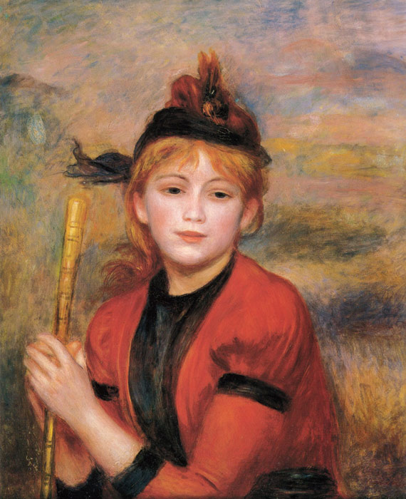 Renoir Paintings, Hand Painted on canvas