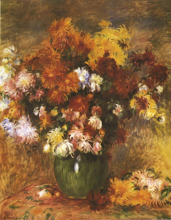 Bouquet, 1885  Painting Reproductions