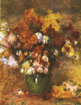 Renoir, Pierre Auguste Bouquet, 1885 Art Reproductions