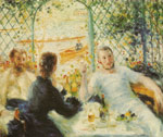 Renoir, Pierre Auguste The Luncheon of the Boating Party, 1879 Art Reproductions