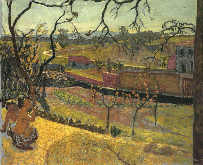 Autumn, 1909  Painting Reproductions
