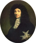 Mignard, Pierre Portrait of Colbert, 1672 Art Reproductions