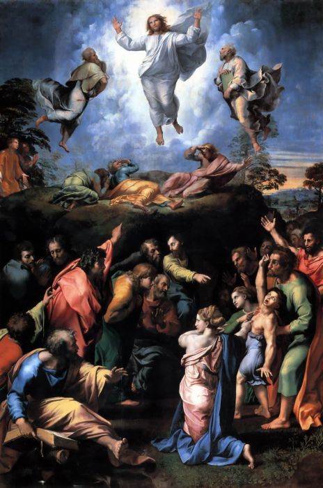 The Transfiguration of Christ, 1518  Painting Reproductions