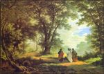 9182 Road to Emmaus, 1877 Art Reproductions