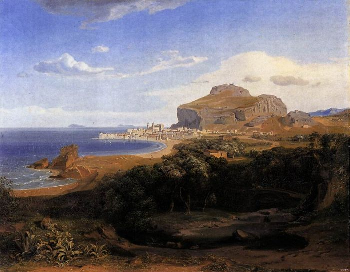 Cefalu, 1830  Painting Reproductions