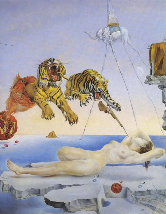 Salvador Dali Paintings, Hand Painted on canvas