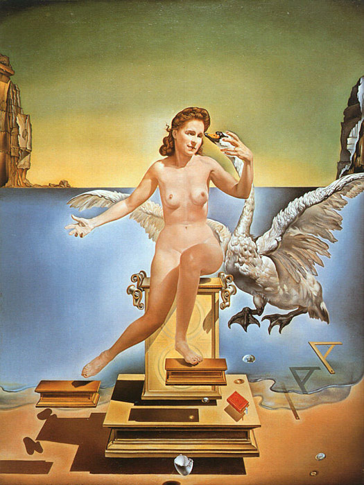Leda Atomica , 1949  Painting Reproductions