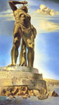 Dali, Salvador The Colossus of Rhodes, 1954 Art Reproductions