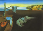 Dali, Salvador The Persistence of Memory Art Reproductions