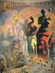 Dali, Salvador The Hallucinogenic Toreador, (1969-70) Art Reproductions
