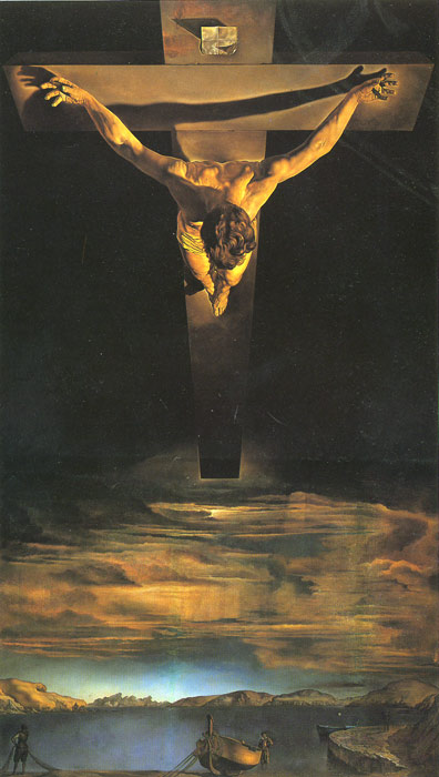 Christ of St. John of the Cross, 1951  Painting Reproductions