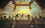Dali, Salvador The Sacrament of the Last Supper, 1955 Art Reproductions