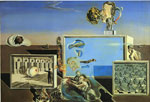 Dali, Salvador The First Days of Spring, 1929 Art Reproductions