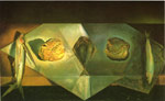 Dali, Salvador Eucharistic Still- Life, 1952 Art Reproductions