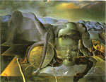 Dali, Salvador The Endless Enigma, 1938 Art Reproductions