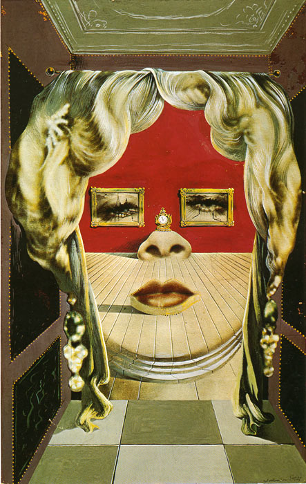 Mae West, 1934 Dali, Salvador Painting Reproductions