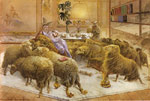 Dali, Salvador The Sheep, 1942 Art Reproductions