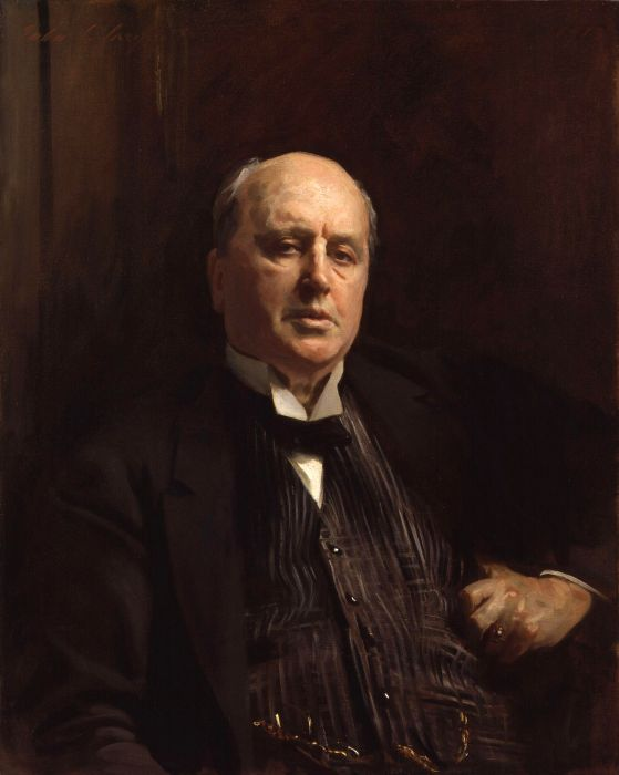 Portrait of Henry James  Painting Reproductions