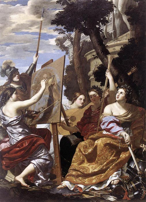 Allegory of Peace, c. 1627  Painting Reproductions