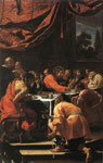 8787 The Last Supper, 1615-20 Art Reproductions