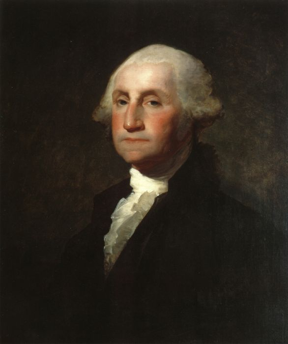 George Washington, 1803  Painting Reproductions