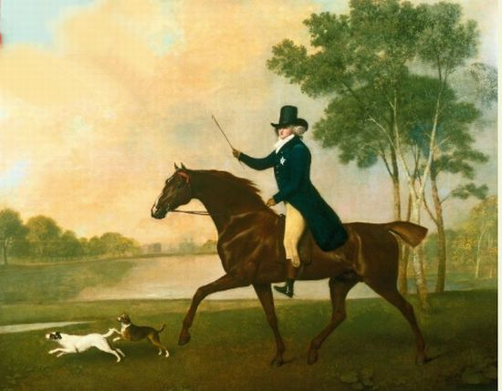 George IV, when Prince of Wales , 1791  Painting Reproductions