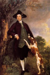 Gainsborough, Thomas George, Lord Vernon, 1767 Art Reproductions
