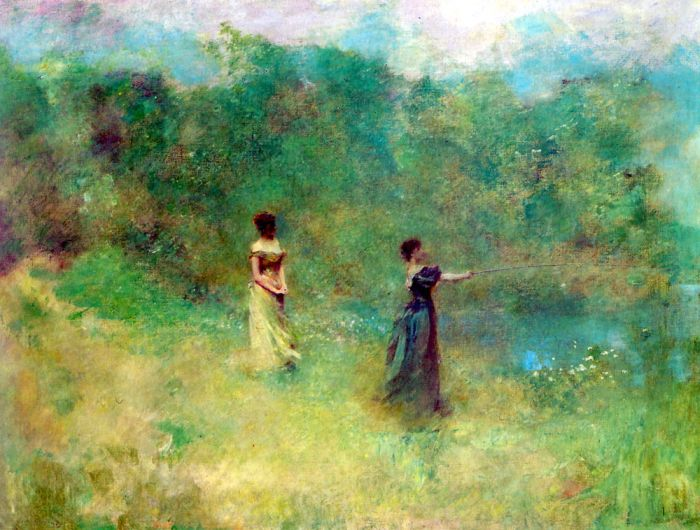 Summer, 1890  Painting Reproductions