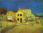 Vincent van Gogh The Yellow House , 1888 Art Reproductions