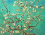 3352 Almond Blossom, 1890 Art Reproductions