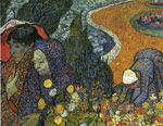 Vincent van Gogh Ladies of Arles, 1888 Art Reproductions