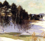 0 Thawing Brook, 1911 Art Reproductions
