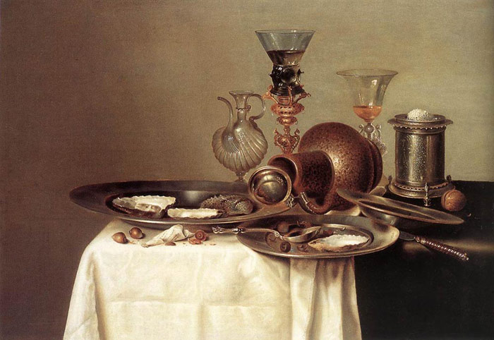 Still-Life, 1637  Painting Reproductions