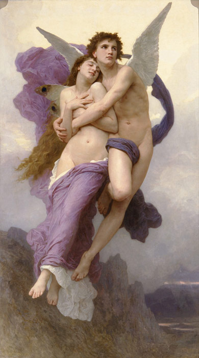 Paintings Bouguereau, William