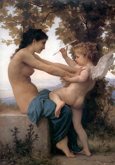 William Bouguereau Paintings, Hand Painted on canvas