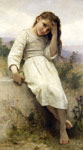 Bouguereau, William Petite Maraudeuse [Little Thieves], 1900 Art Reproductions
