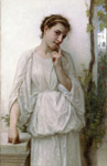 Bouguereau, William Reverie [Revery], 1894 Art Reproductions