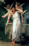 Bouguereau, William Jeunesse [Youth], 1893 Art Reproductions